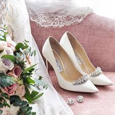 Walk in the brides wake